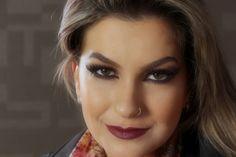 Maquiagem para o inverno por Alice Salazar