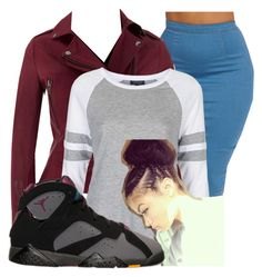 """""""."""" by karaa728 ❤ liked on Polyvore featuring MuuBaa, Topshop and BP."""