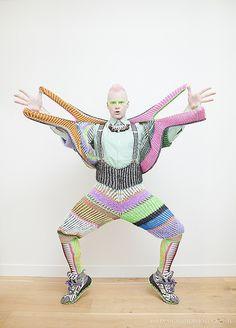 Ravelry: Brioche Bolero pattern by Stephen West Oklahoma Usa, Bolero Pattern, Knit In The Round, Try On, Knitting Designs, Knit Patterns, Hand Knitting, Free Youtube, Neon
