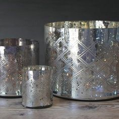 Is it time you refreshed your home? Etched Glass T-Li... Can we add a new colour?  http://woodenmania.com/products/etched-glass-t-light-holder?utm_campaign=social_autopilot&utm_source=pin&utm_medium=pin