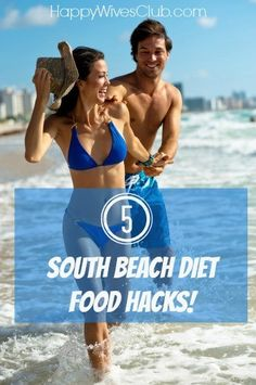 South Beach Diet Phase 1 - tips and hacks - sugar free chocolate,  yogurt with fruit and more - click the pin to read. :-)