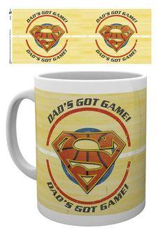Superman Fathers Day Dad got Game - Vaderdag Mok