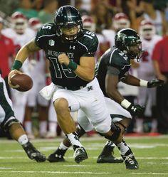 Might Ikaika Woolsey might be the new starting quarterback Hawaii Athletics, Hawaii Rainbow Warriors, Hawaii Sports, University Of Hawaii, College Football, Athlete
