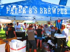 Monterey Beer Festival showcases talent of peninsula breweries (Photo: Larry Molmud)