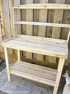 wood_potting_bench atthepicketfence.com