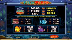 Fish Party Online Slot Game For All Symbol, Party Online, Some Fun, Slot, Fish, Games, Pisces, Gaming, Plays