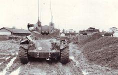 M42 Duster. Post Tet Offensive, February 1968.