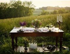 images for a french country wedding - Google Search
