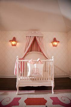 Girl Nursery Room :: Andrea May Hunter Gatherer Design