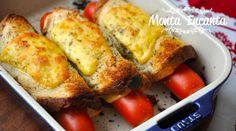 Hot dog de pão de forma - Monta Encanta
