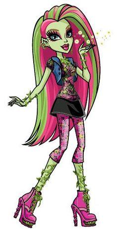 Venus McFlytrap-Monster High