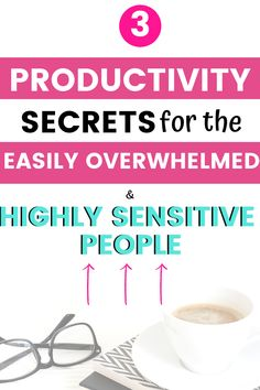 Wondering how to be productive and start getting things done? Check out this 3 productivity secrets for women who are highly sensitive person tips and quotes, highly sensitive person quotes, traits and tips, highly sensitive people facts and who Feel easily overwhelmed. #hsp #productive #routines #goals #highlysenstivepeple #productivity #overwhelmed #bossbabe #millenial #girlboss #productivitytips. Sign up to access Highly Sensitive Person, Sensitive People, Self Development, Personal Development, Facts About People, Productive Things To Do, Self Care Activities, Health And Wellbeing, Mental Health