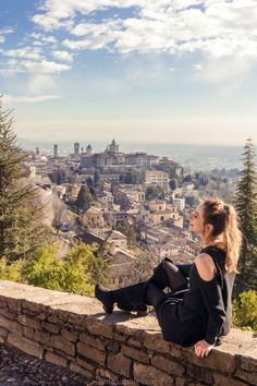 One week in Northern Italy Travel Itinerary you should follow: highlights include Turin, Pavia, Milan and Bergamo #italytravel