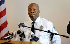 Ferguson names black officer from Arizona as police chief