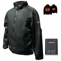 RioRand heated jacket is designed to make your cold day warmer and cozier. It is also stylish for cold-weather sports and activities, such as motorcycle riding, downhill skiing, diving, winter biking, and snowmobiling, trekking and for outdoor workers such as construction workers and carpenters....  More details at https://jackets-lovers.bestselleroutlets.com/mens-jackets-coats/active-performance/shells/product-review-for-riorand-men-heated-jacket-waterproof-soft-shell-with