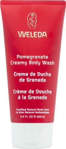 Pomegranate Creamy Body Wash by Weleda