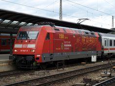 BR 101 047-9   150 Jahre Deutscher Feuerwehr Verband