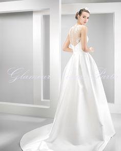 #JesúsPeiró #Novias #Dress #Wedding #GlamourNovias