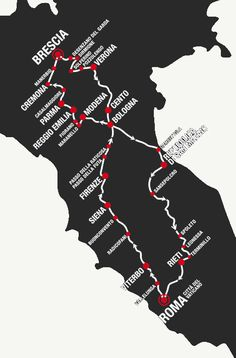 1000MIGLIA Race from Brescia to Rome and back.: May 16 to 19, 2013