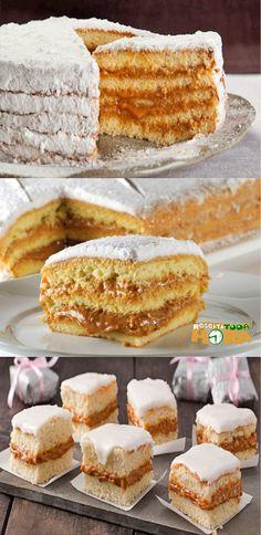 Cute Married Cake Recipe - Pastry World Sweet Recipes, Cake Recipes, Recipes From Heaven, Wedding Desserts, How Sweet Eats, Homemade Cakes, Eat Cake, Love Food, Cupcake Cakes