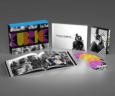 I need this! Stanley Kubrick: The Masterpiece Collection. In addition to eight Kubrick classics, the 10-disc Blu-ray™ collection features the all-new 83 minutes documentary Kubrick Remembered, plus documentaries Once Upon a Time…'A Clockwork Orange', Stanley Kubrick in Focus, Stanley Kubrick: A Life in Pictures, and O Lucky Malcolm! A new 78-page hard cover book with never-before-seen archival photos, production materials and more is also included.