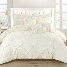 Chic Home Hannah 10 Piece Comforter Set   AllModern
