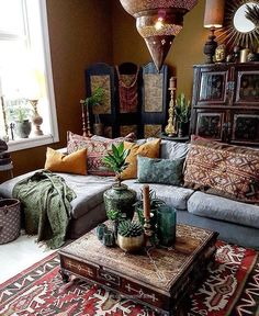 Excellent This bohemian space is amazing!  Credit: Roxanne McNamara  The post  This bohemian space is amazing!  Credit: Roxanne McNamara…  appeared first on  Wow Decor .