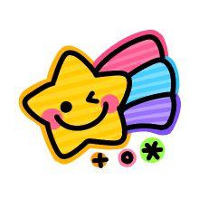 colorful neon emoji 2 – LINE Emoticón Emoji 2, Emoticon, Slide Background, Cute Girl Drawing, School Clipart, Borders For Paper, Line Store, Classroom Design, Kindergarten Worksheets
