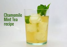 Ingredients: 2 lemons1 cup (250 mL) fresh mint leaves1 cup (250 mL) green tea leaves or black tea leaves1/4 cup (60 mL) dried chamomile flowers, crumbled1 tbsp dried lavender. Preparation:  Using vegetable peeler, peel rind from lemons. Place on rack with mint and let dry at room temperature until brittle, about 24 hours.  Break lemon rind into 1/4-inch pieces in bowl. Mix in mint leaves, tea leaves, chamomile flowers and lavender. Spoon into decorative bag or airtight jar.