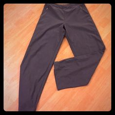 Cute & Soft Lucy workout pants - Tall Supersoft with zippers at the ankles - Large, TALL Lucy Pants Track Pants & Joggers
