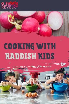 Here are the ways of cooking with radish kids. With kiddos in the house making dinner can be either a disaster or a mix of weird concoctions that might be a little scary to eat! But with Radish Kids making a great dinner is easy enough even the kiddos can do it! These recipes are full of great tastes, easy instructions, and great dinner table conversation! Check this pin! #radishkids #radishrecipe #radishcooking Summer Desserts, Summer Drinks, Chicken Satay Skewers, Low Calorie Cocktails, Rainbow Waffles, Radish Recipes, S'mores Bar, Summer Berries, Seasonal Food