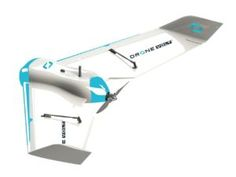 DRONE VOLT expanding the range of drones with the DV WING for agriculture and mapping