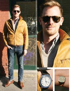 Honey, look! You can be a Ryan Gosling look alike just like this Ryan Gosling wannabe.