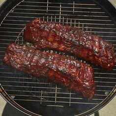 Dry-Rub Oven Babyback Pork Ribs