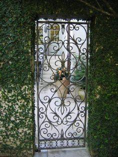 Image detail for -Elegant Design Gate Pedestrian & Garden Gates