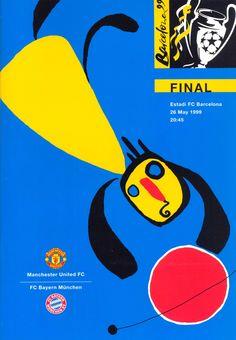 1999 Manchester United v Bayern Munich