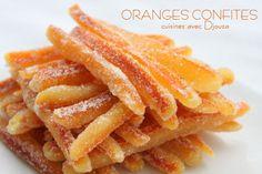 faire des oranges confites