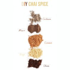 Just because Spring is approaching doesn't mean you have to nix all things winter. I love me a yummy iced chai or chai protein smoothie during the warmer months :D I decided to combine my chai spic...
