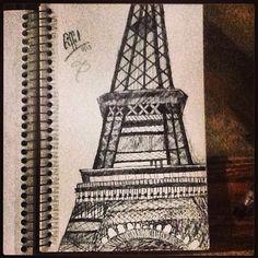 Eiffel Tower #suoriginal