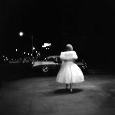 "artfulfashion: "" Street photography by Vivian Maier, 1957 """