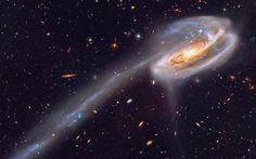 UGC 10214 Tadpole Galaxy