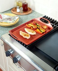 Marble-Coated Grills | LTD Commodities