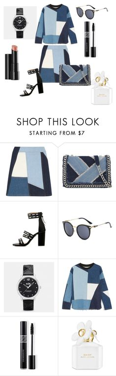 """Untitled #267"" by shushanik-matevosyan ❤ liked on Polyvore featuring Victoria, Victoria Beckham, ALDO, Coach, Christian Dior, Arbonne and Marc Jacobs"
