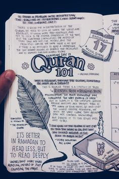 RAMADAN DAY 17: QURAN 101 Since it's Nuzul Quran- Ramadan Tips, Ramadan Day, Ramadan Activities, Ramadan Crafts, Beautiful Quran Quotes, Quran Quotes Inspirational, Islamic Quotes, Motivational, Allah Islam