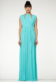 Clash Maxi Dress - Ceramic - I'm in love with this color & this dress!