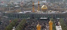 Imam Husayn Shrine - Kerbala