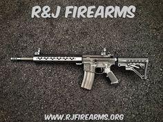 R&J AR15 5.56