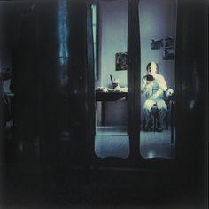 Andrei Tarkovsky, Self-portrait, San Gregorio, Italy, 1983 November