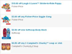 Today's Printable #Coupons (2/25)