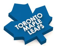 Toronto Maple Leafs ice hockey team logo. #icehockey #3Dmodel #NHL #logo #TorontoMapleLeafs
